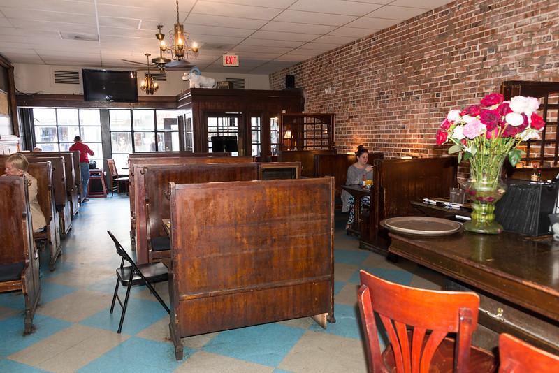 "The Carolina Coffee Shop - ""Since 1923"""