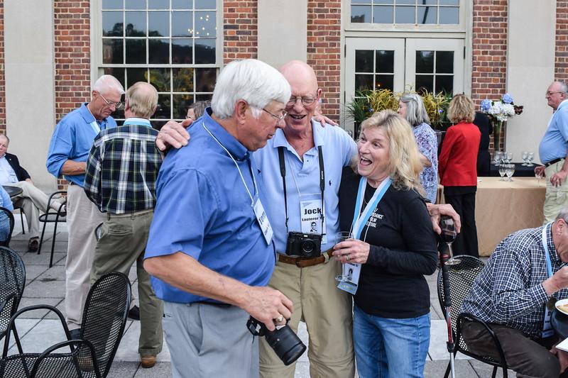 Reunion,  Jock Lauterer and Maryann Hutchison (jt)
