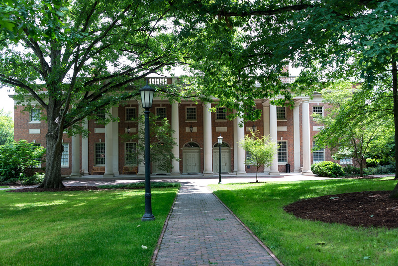 Graham Memorial - Old Student Union and Daily Tar Heel Office