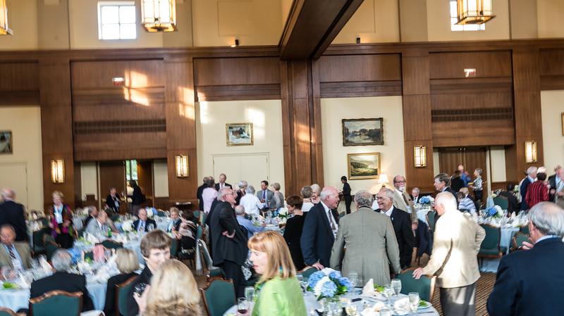 Saturday Night Formal Class Banquet - Alumni Center