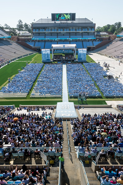 What a Great Day for Commencement, with many fond memories of our turn 50 years ago.