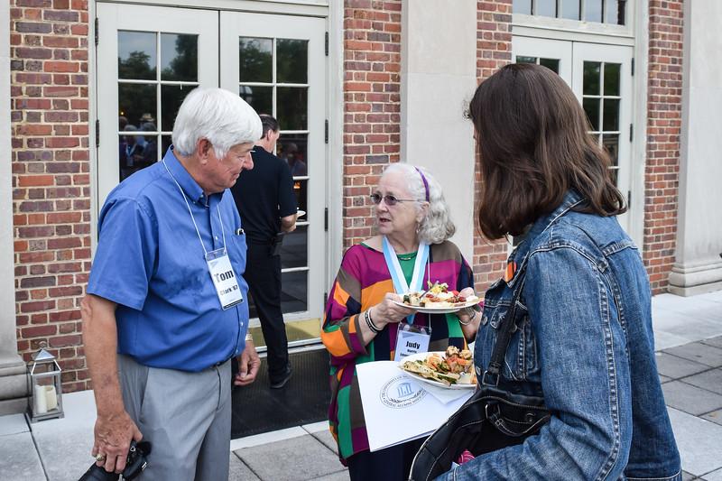 Tom, Judilyn Harris Edmonston and Daughter, Melissa Edmonston