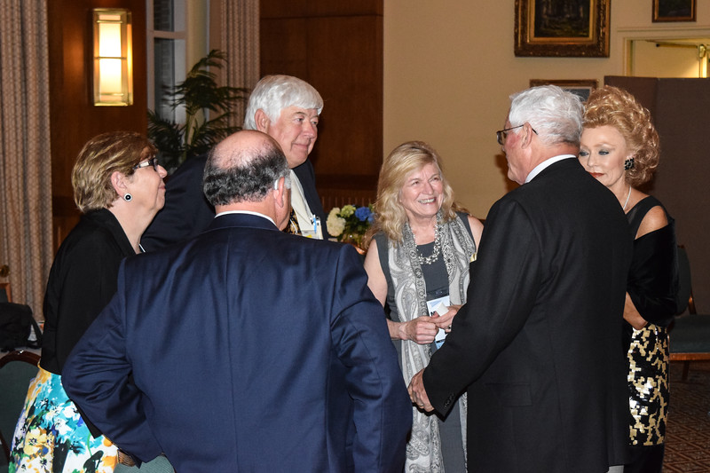 Maria and Bob Barnhardt, Tom, Maryann, Clyde and Carole  (jt)