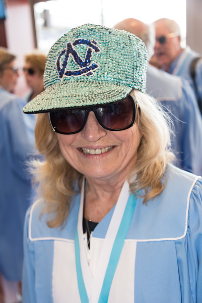 Maryann in her Rodeo Drive Hat and Sunglasses