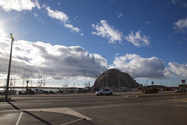 Tom Curren Skim Board Morro Rock California