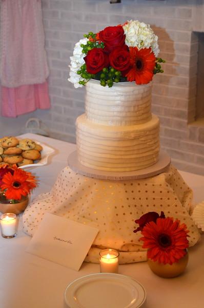 Anniversary Cake & Cookies