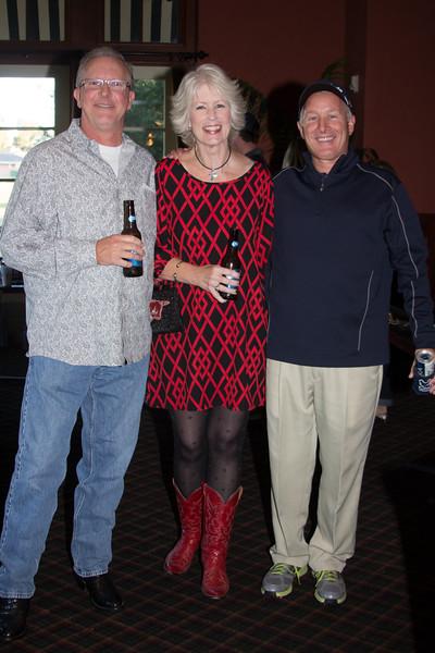 Jonny Waddle, Carol Waddle, Knight Weis