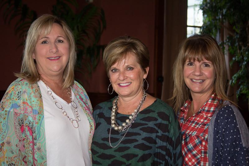Roxanne Smithson, Rachelle McConnell, Teri Head (1)