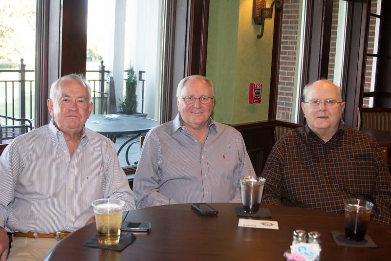 Gary Par, James Miller, Gene Gibson