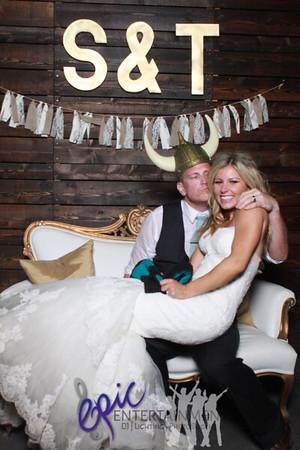 Tom & Stephanies Wedding