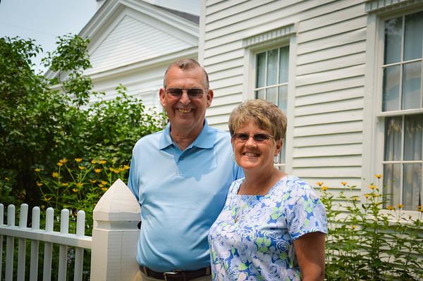 Tom & Sue Weston