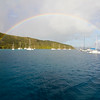 Full Rainbow Over Norman Island