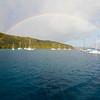 Full Rainbow Over Norman Island