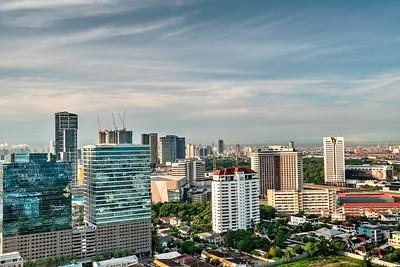 Bangkok Vipha view