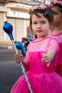 School Sports Day parade