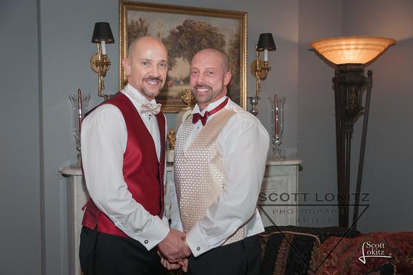 Tom and Chris Wedding