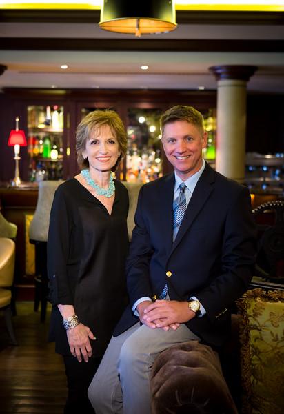 Tom and Ellen Portraits 2015
