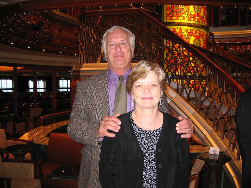 Jim and Shirley Arbet.