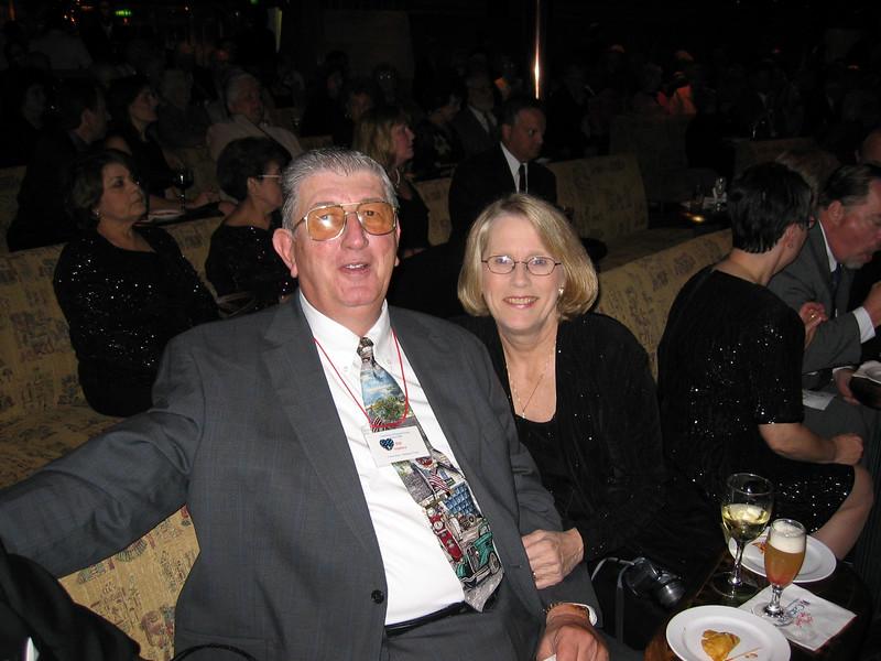 Gail Devens and Bill Staliwe