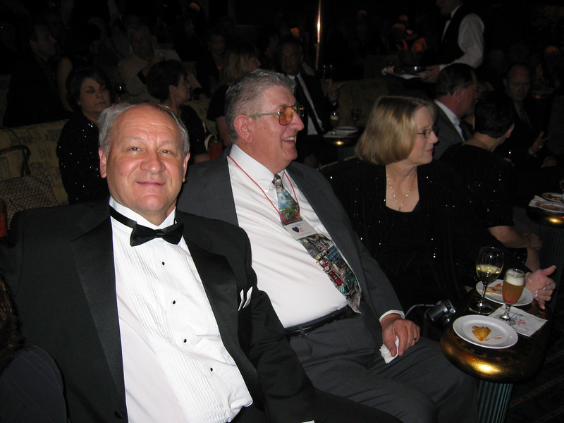 Don Devens and Bill Staliwe