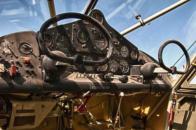 Planes of Fame before restoration....