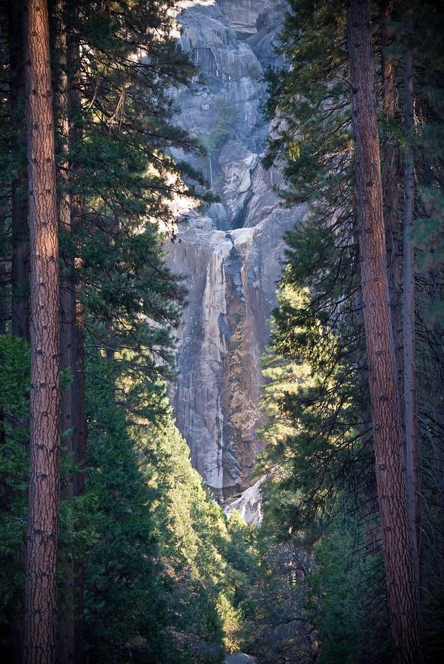 Yosemite Falls November 2007