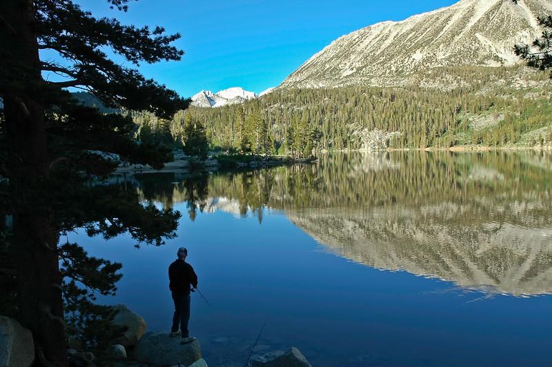 Joe - Rock Creek Lake (Sierra Nevada) California July 2005