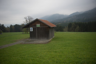 Typical Bavarian Scenery