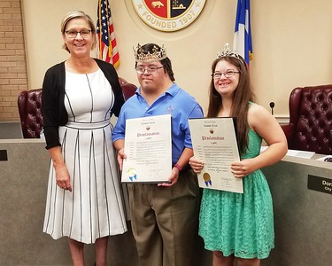 Tomball City Proclamation
