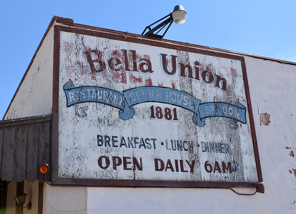 Bella Union Saloon and Opera House (2019)
