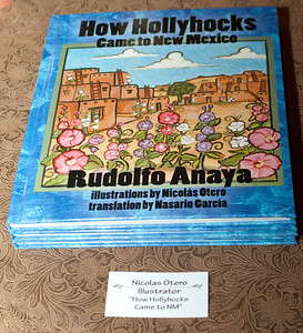 Hollyhocks_booksigning