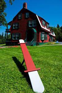 Roosevelt Cottage | 2009  Campobello Island | New Brunswick, Canada