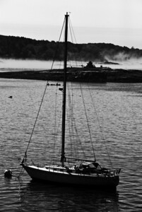 Sea Fog | 2009  Kittery, ME