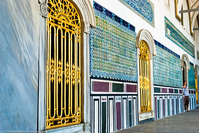Golden Gates  |  2011  Topkapi Palace  |  Istanbul, Turkey