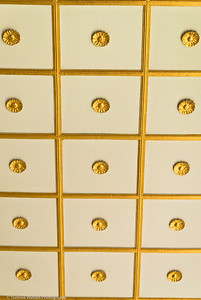 Gold Bullion Ceiling  |  2011  Topkapi Palace  |  Istanbul, Turkey