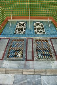 Palace Textures  |  2011  Topkapi Palace  |  Istanbul, Turkey