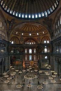 Grand View  |  2011  Hagia Sophia  |  Istanbul, Turkey