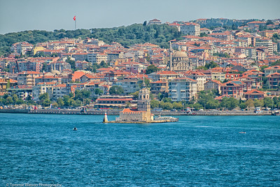 Maiden's Tower  |  2011  Bosphorus River  |  Istanbul, Turkey