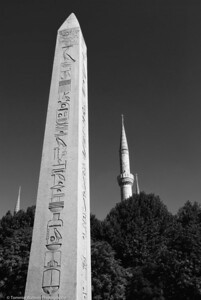 Towers of Istanbul  |  2011  Hippodrome  |  Istanbul, Turkey