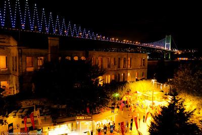 Night Life  |  2011  Ortaköy, Istanbul, Turkey