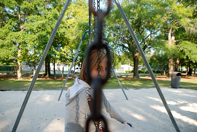 Swing, Swing (part of a series)  |  2008  Wilmington, NC