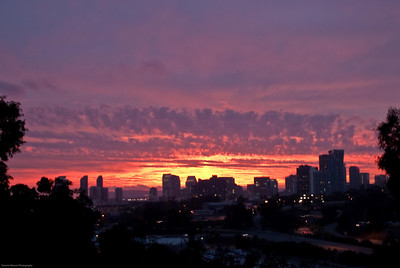 Psychedelic Sky  |  2008  San Diego, CA