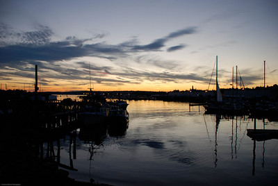 In This Twilight  |  2007  Gloucester Harbor  |  Gloucester, MA
