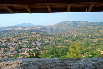 Tuscan Feel  |  2011  Şirince Village, Turkey
