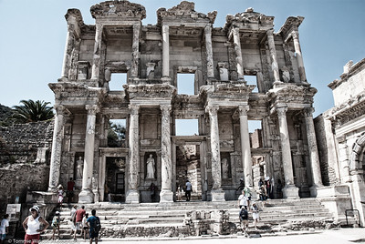 The Library  |  2011  Ephesus (Efes) ruins  |  Selçuk, Turkey