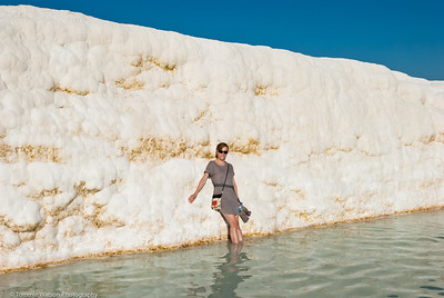 Marshmellow Mountain  |  2011  Pamukkale, Turkey