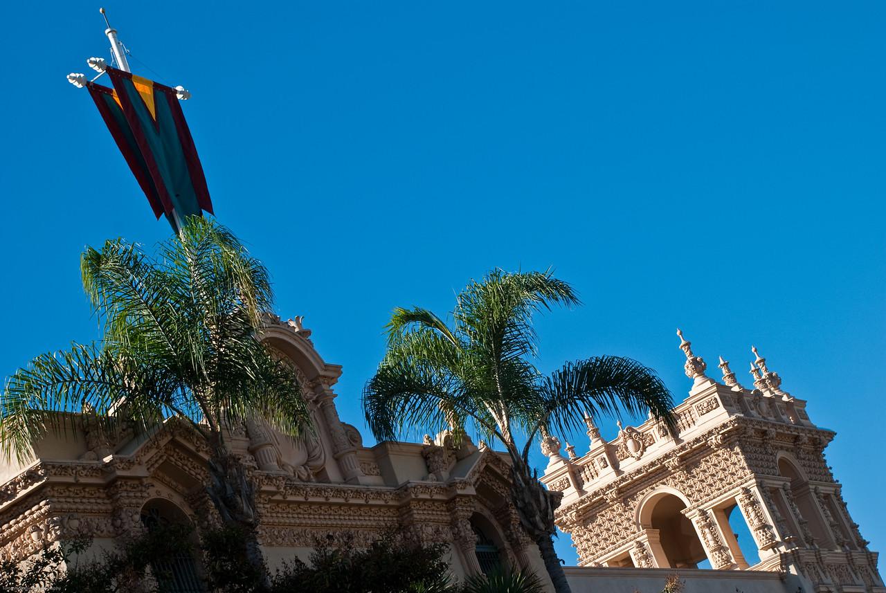 Adorned Castle  |  2008  Balboa Park  |  San Diego, CA