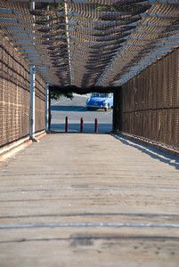 Gateway to Little Blue (part of a series)  |  2008  San Diego, CA