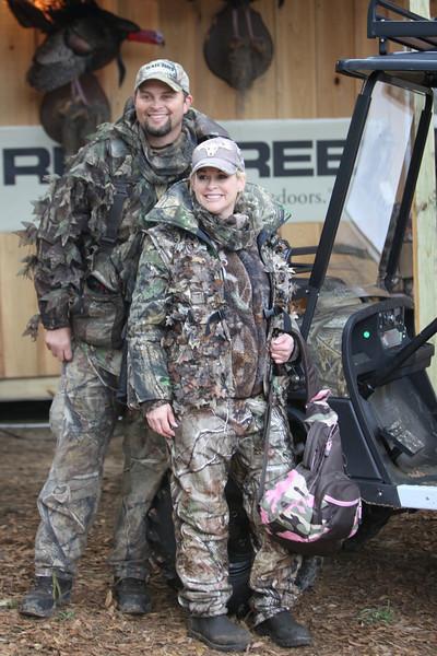 Lori Morgan and Michael Waddell