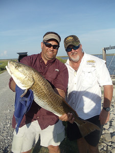 Fishing with Cajunbens.net - Special thanks  to Rusty Welch and family